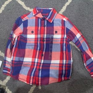 Boys 2T Button Up